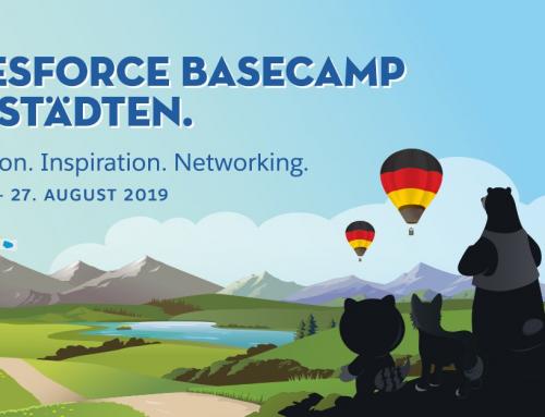 Salesforce Basecamp feiert Premiere in Stuttgart
